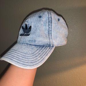 Cute Adidas Jean Adjustable Hat - Worn ONCE!